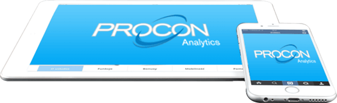 Applications that Connect Things and People Globally - Procon Analytics