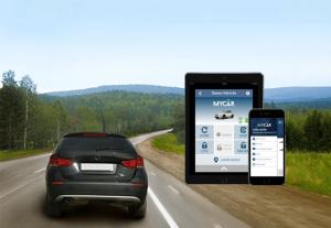 MyCar Remote Start Solution a Procon Analytics Brand