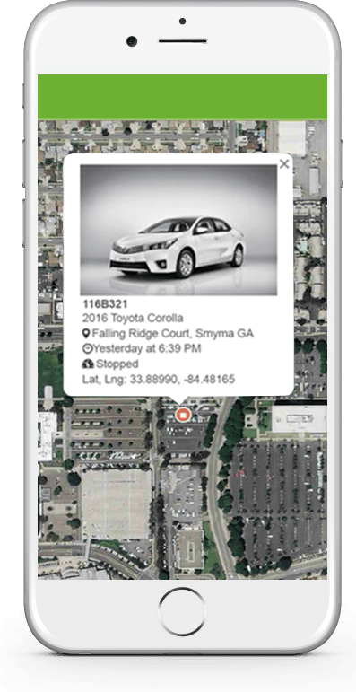 New Car Dealer App - Procon Analytics