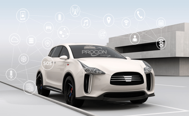 Connected Car - David Hogan - Procon Automotive