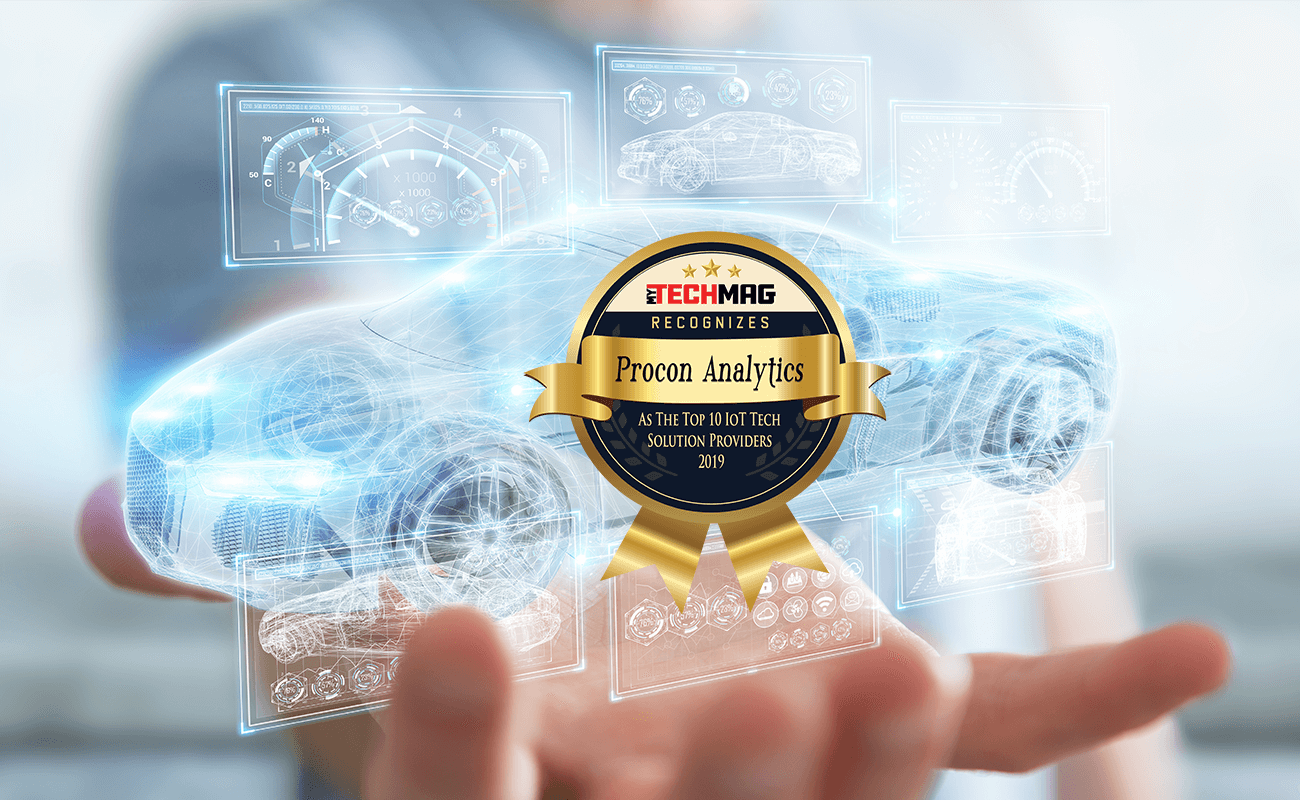 Top 10 IoT Tech Provider - Procon Analytics
